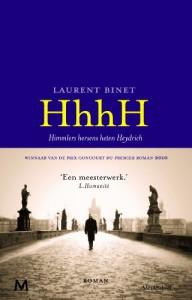 HhhH: Himmlers hersens heten Heydrich - Laurent Binet, Liesbeth van Nes
