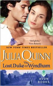The Lost Duke of Wyndham (Two Dukes of Wyndham Series #1) -