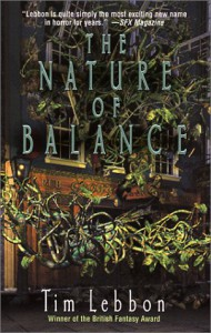 The Nature of Balance - Tim Lebbon