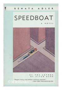 Speedboat - Renata Adler