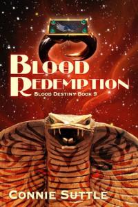 Blood Redemption (Blood Destiny, #9) - Connie Suttle