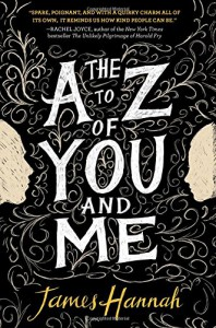 The A to Z of You and Me - James Hannah