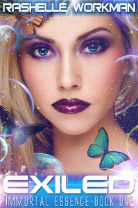 EXILED (Immortal Essence Book 1) - RaShelle Workman