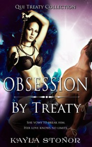 Obsession by Treaty  - Kayla Stonor