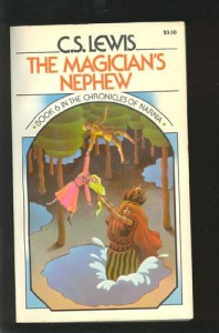 The Magician's Nephew (The Chronicles of Narnia, #6) - C.S. Lewis