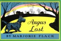 Angus Lost - Marjorie Flack