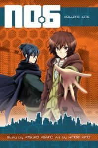 No. 6 Volume 1 - 'Atsuko Asano',  'Hinoki Kino'