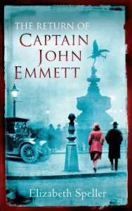 The Return of Captain John Emmett - Elizabeth Speller