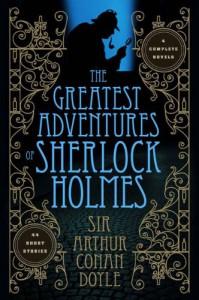 The Greatest Adventures of Sherlock Homes -  Arthur Conan Doyle