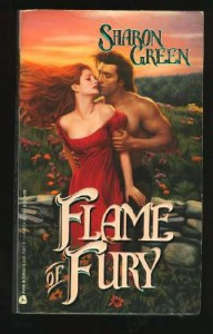 Flame of Fury - Sharon Green