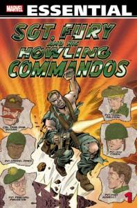 Essential Sgt. Fury, Vol. 1 - Stan Lee