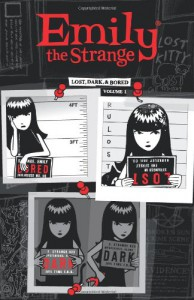 Emily The Strange: Lost, Dark, and Boring - Rob Reger