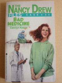 Bad Medicine - Carolyn Keene