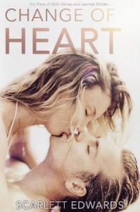 Change of Heart - Scarlett Edwards, S.E. Edwards
