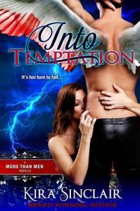 Into Temptation (More Than Men, #3) - Kira Sinclair