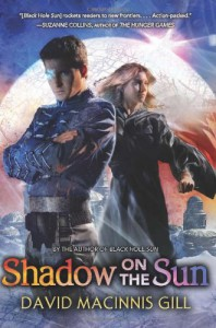 Shadow on the Sun - David Macinnis Gill