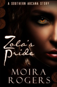 Zola's Pride - Moira Rogers
