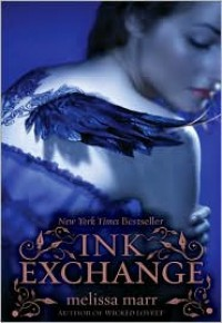 Ink Exchange (Wicked Lovely Series #2) - Melissa Marr