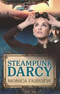 Steampunk Darcy - Monica Fairview