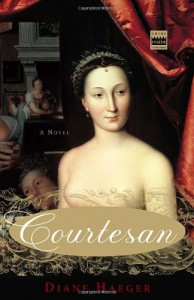 Courtesan - Diane Haeger