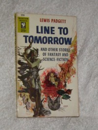 Line To Tomorrow - Lewis Padgett
