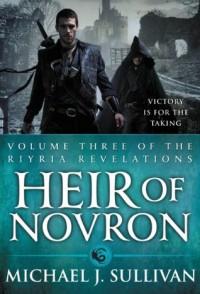 Heir of Novron (Riyria Revelations) - Michael J. Sullivan