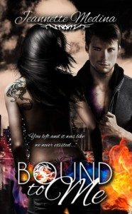 Bound to Me - Jeannette Medina