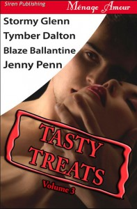 Tasty Treats, Volume 3 (Includes: Wolf Creek Pack, #3) - Jenny Penn,  Stormy Glenn,  Tymber Dalton,  Blaze Ballantine