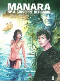 HP & Giuseppe Bergman: 1. Kitap - Venedikli Üstat - Milo Manara, Tuncay Yılmaz