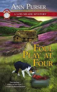Foul Play at Four - Ann Purser