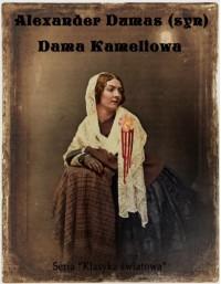 Dama Kameliowa - Polish Edition - Alexander Dumas (syn)