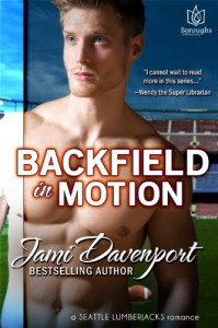 Backfield in Motion - Jami Davenport