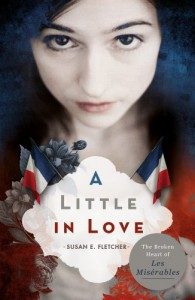 A Little in Love - Susan E. Fletcher