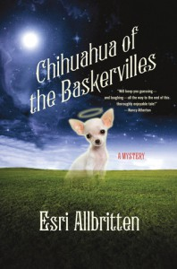Chihuahua of the Baskervilles - Esri Allbritten