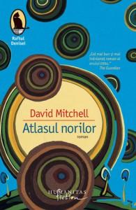 Atlasul norilor - David Mitchell, Mihnea Gafiţa