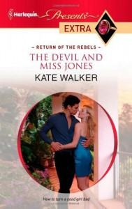 The Devil and Miss Jones (Harlequin Presents Extra) [Mass Market Paperback] - Kate Walker