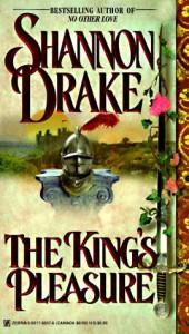The King's Pleasure - Shannon Drake