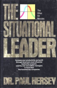 The Situational Leader - Dr. Paul Hersey