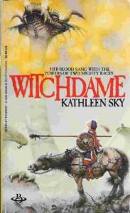 Witchdame - Kathleen Sky