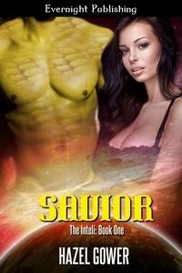 Savior  (The Inteli, Book 1) - Hazel Gower