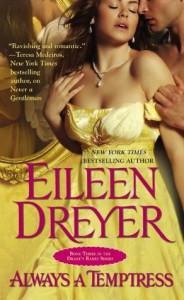 Always a Temptress - Eileen Dreyer