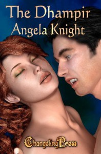 The Dhampir - Angela Knight