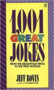 1001 Great Jokes - Jeff Rovin