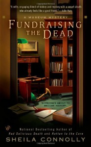 Fundraising the Dead - Sheila Connolly