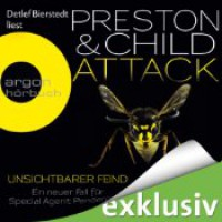 Attack - Unsichtbarer Feind (Pendergast #13) - Douglas Preston / Lincoln Child