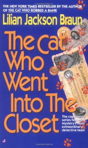 The Cat Who Went Into the Closet - Lilian Jackson Braun