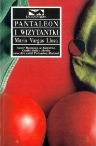 Pantaleon i wizytantki - Mario Vargas Llosa