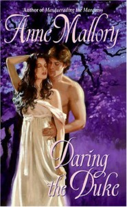 Daring the Duke - Anne Mallory