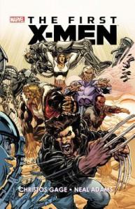 First X-Men - Christos Gage, Neal Adams