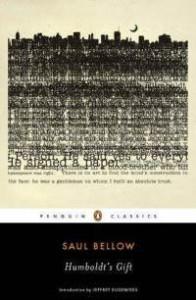Humboldt's Gift - Saul  Bellow, Jeffrey Eugenides